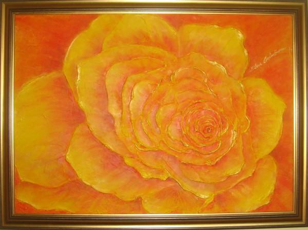 Picturi cu flori Vis de vara