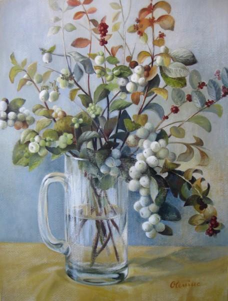 Picturi cu flori Pasind spre alt anotimp