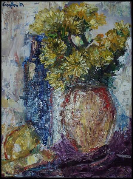 Picturi cu flori Natura statica cu flori
