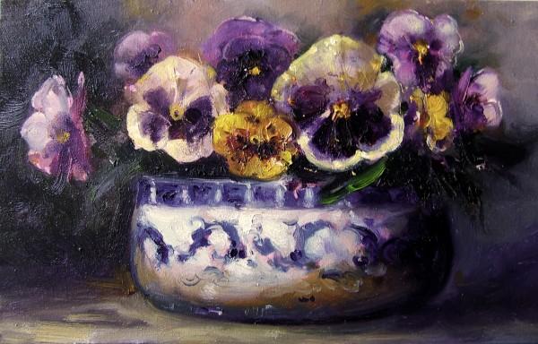 Picturi cu flori Flori55