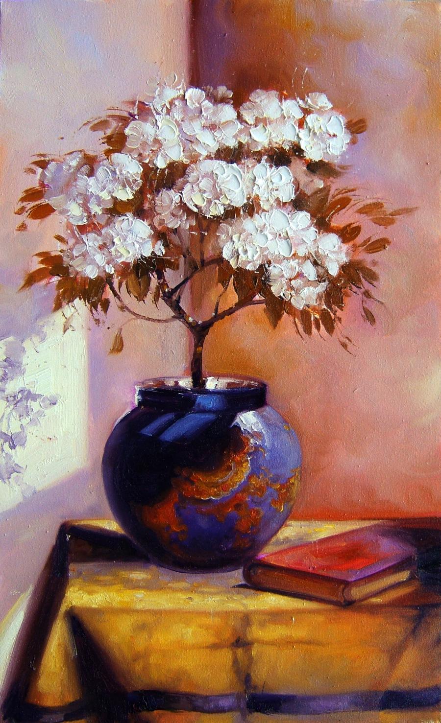 Picturi cu flori flori 41