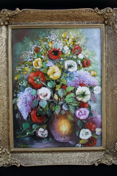 Picturi cu flori Vis141