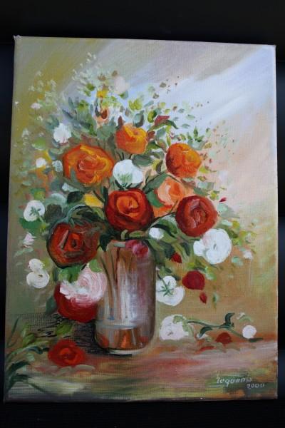 Picturi cu flori Vis149