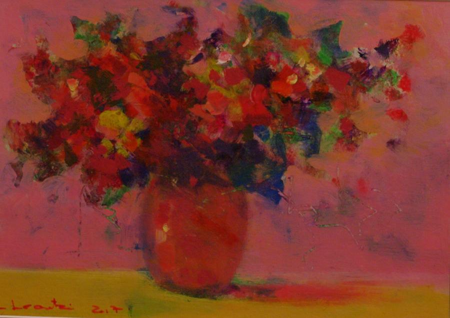 Picturi cu flori flori de camp 06