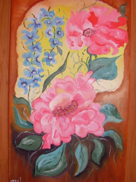 Picturi cu flori Impreuna
