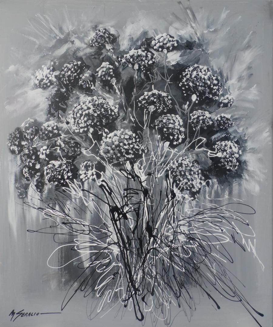 Picturi cu flori  flori de gradina--18nn