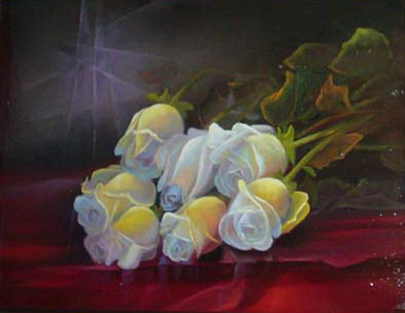 Picturi cu flori flori  v224