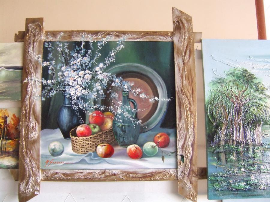 Picturi cu flori natura statica---5xx1