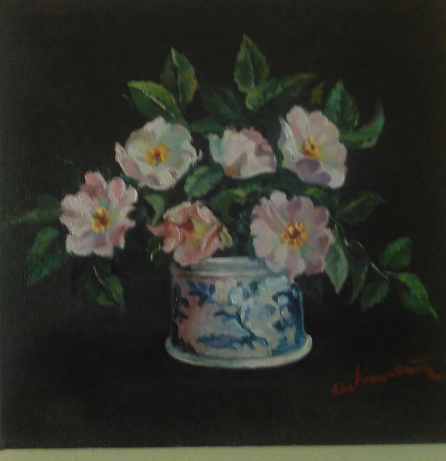 Picturi cu flori Florile Annei 1