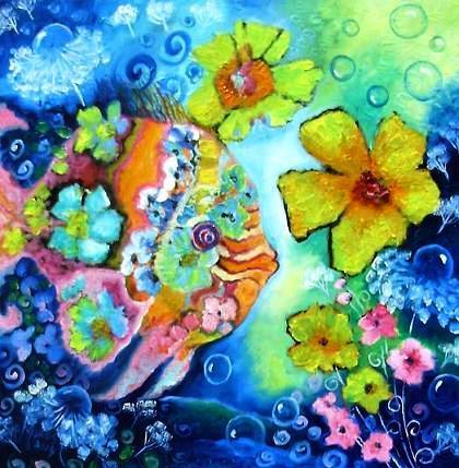Picturi cu flori PUNE-TI O DORINTA