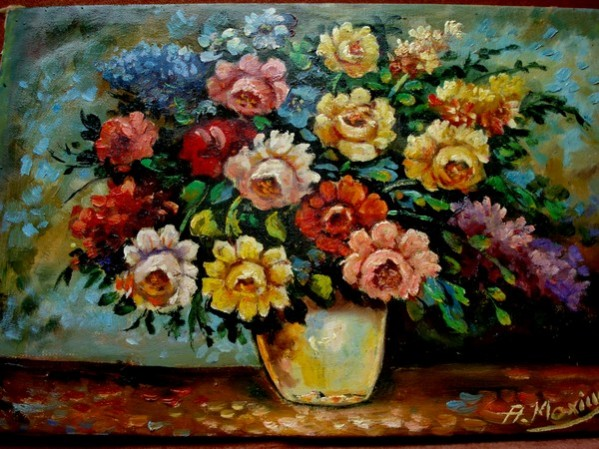 Picturi cu flori Flori 1