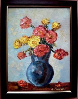 Picturi cu flori flori de camp 15