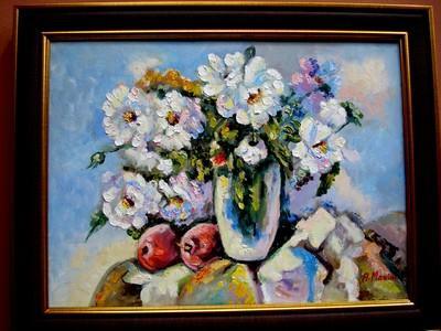 Picturi cu flori Natura moarta01