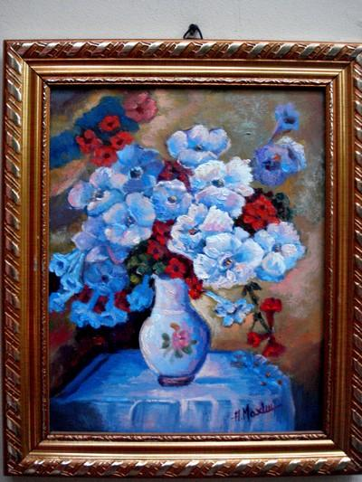 Picturi cu flori Tablou Flori15