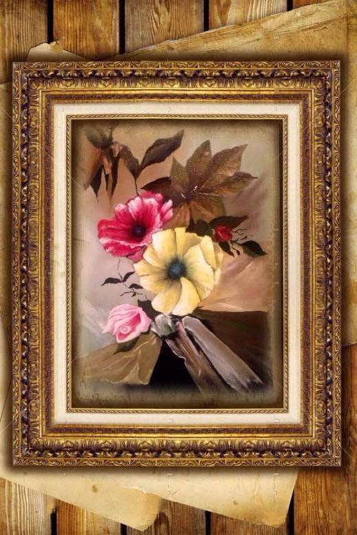 Picturi cu flori Some flowers