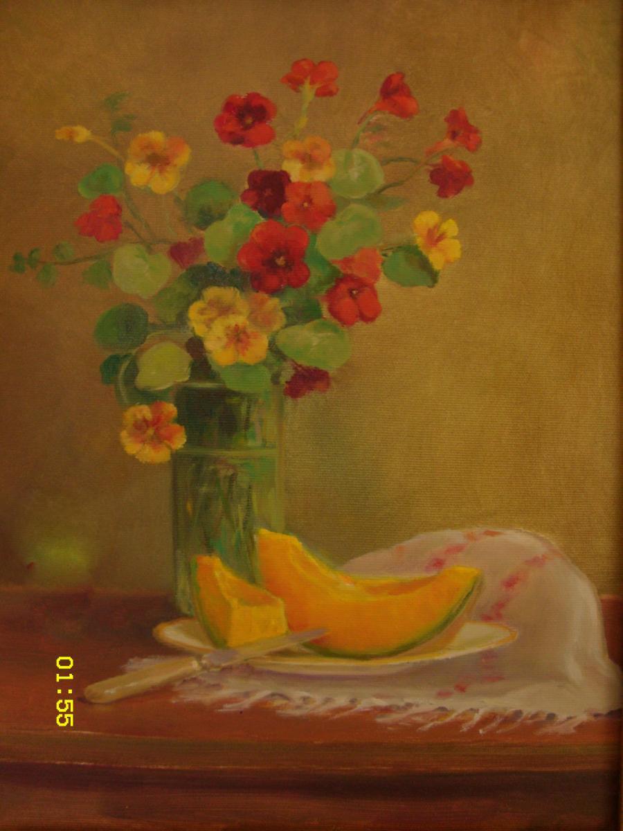 """Picturi cu flori """"Mierea verii"""""""