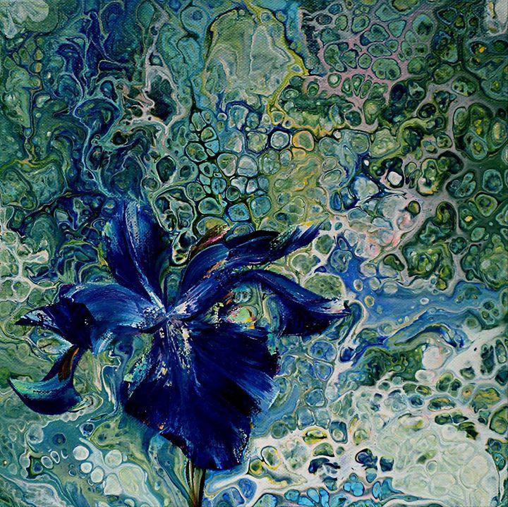 Picturi cu flori MIRACOL  FLORAL 2