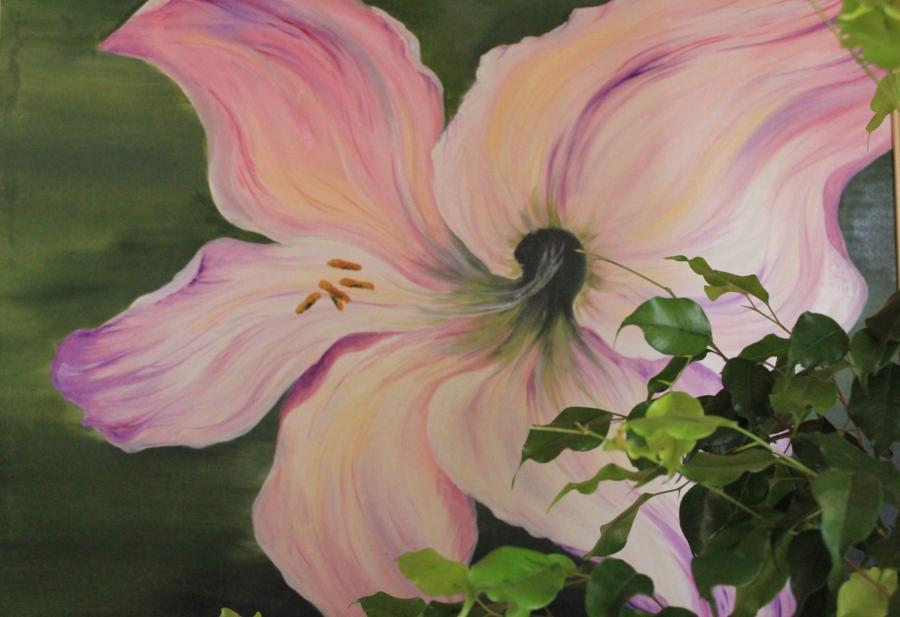 Picturi cu flori Lily