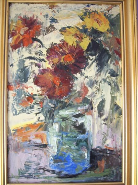 Picturi cu flori Flori 8