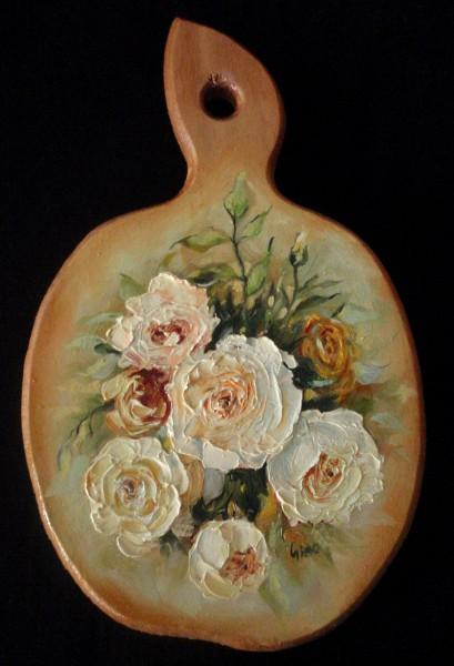 Picturi cu flori Trandafiri 2