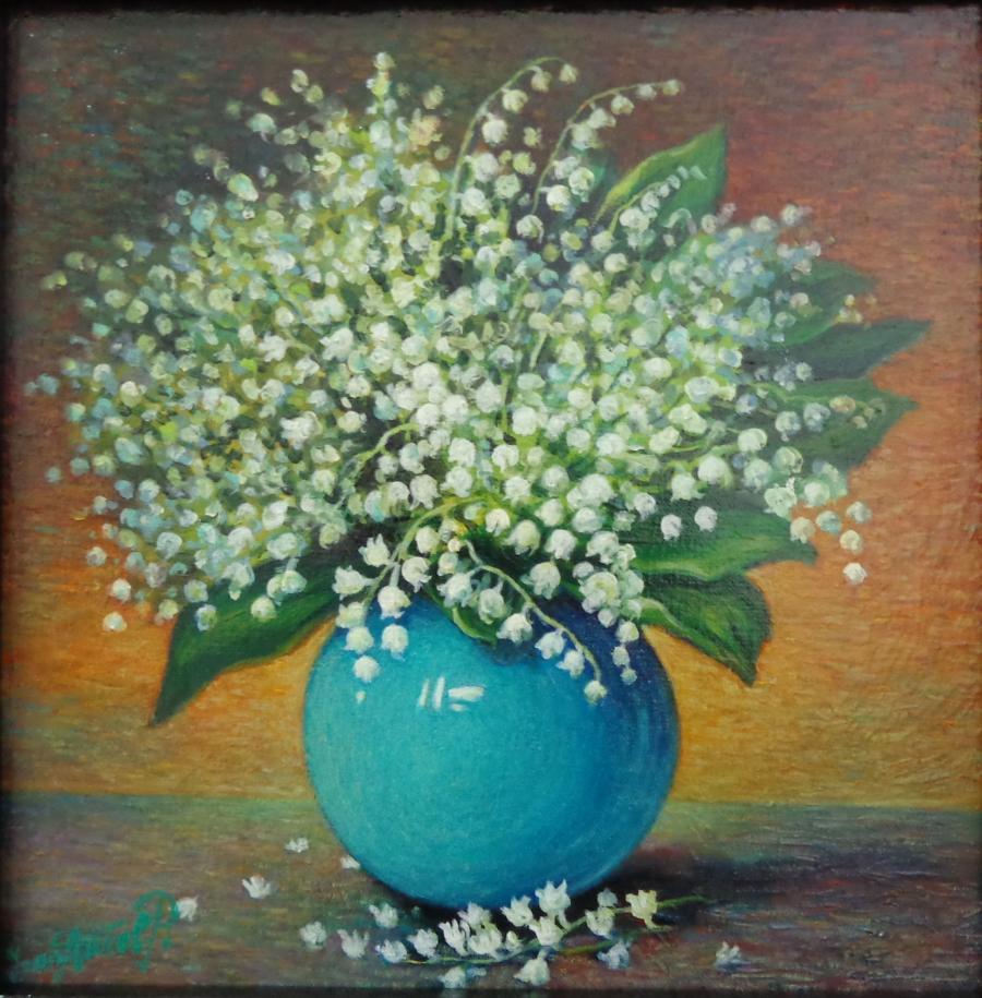 Picturi cu flori tbl. 03