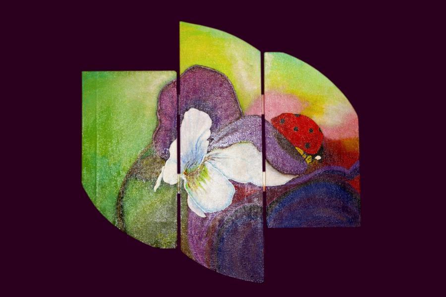 Picturi cu flori popas