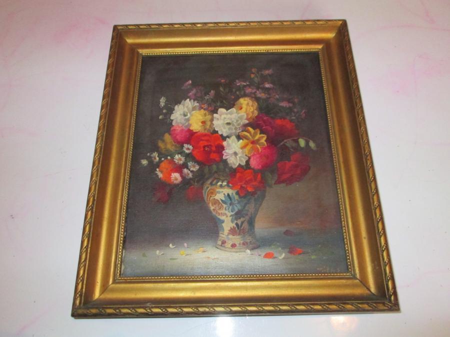 Picturi cu flori flori cu vaza