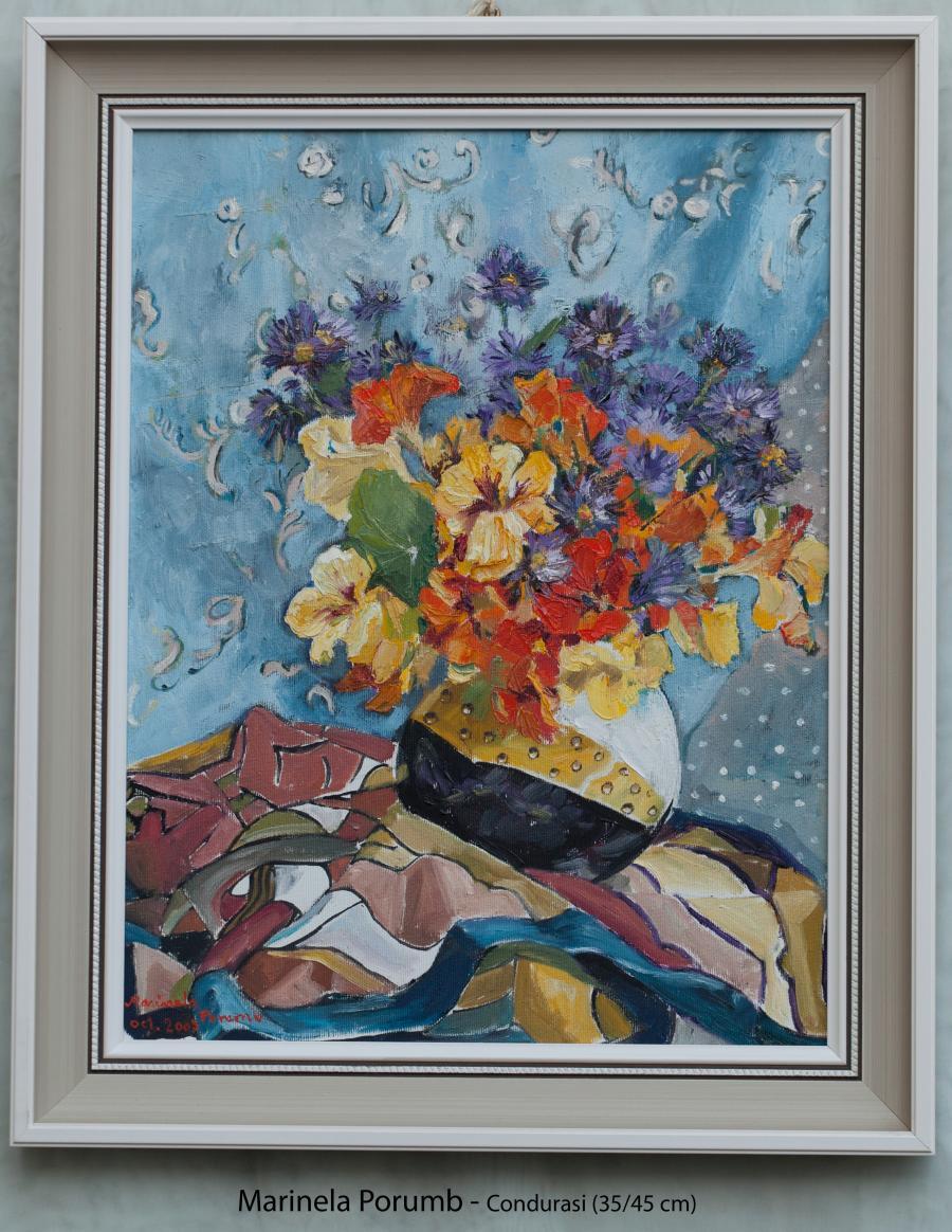 Picturi cu flori Condurasi, 2005