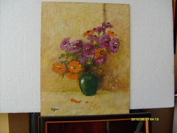 Picturi cu flori Vaza cu flori 18