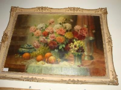 Picturi cu flori Natura moarta 111
