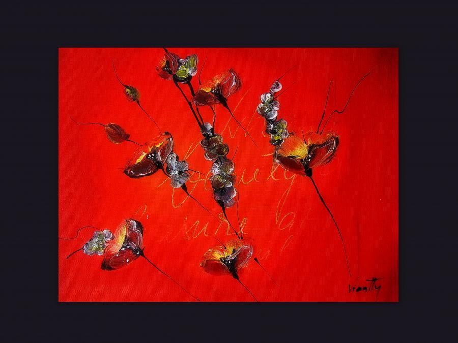 Picturi cu flori FLORIS