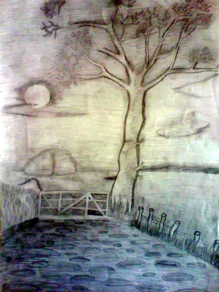 Picturi cu peisaje ...