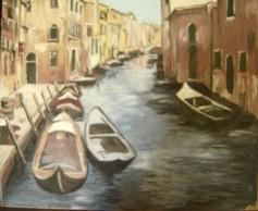 Picturi cu peisaje Venetia 2