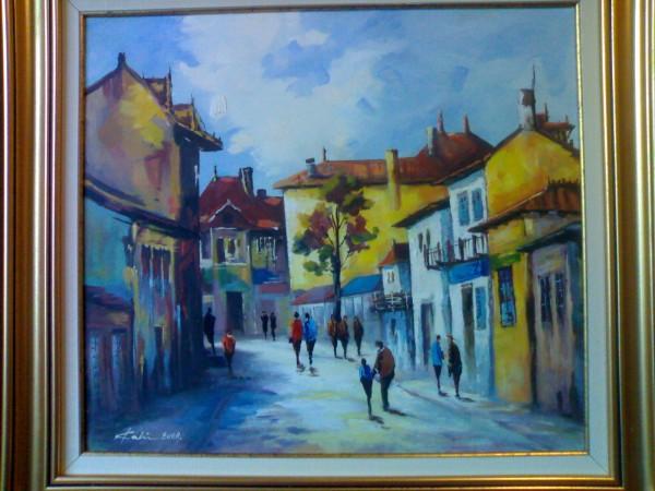 Picturi cu peisaje Citadin