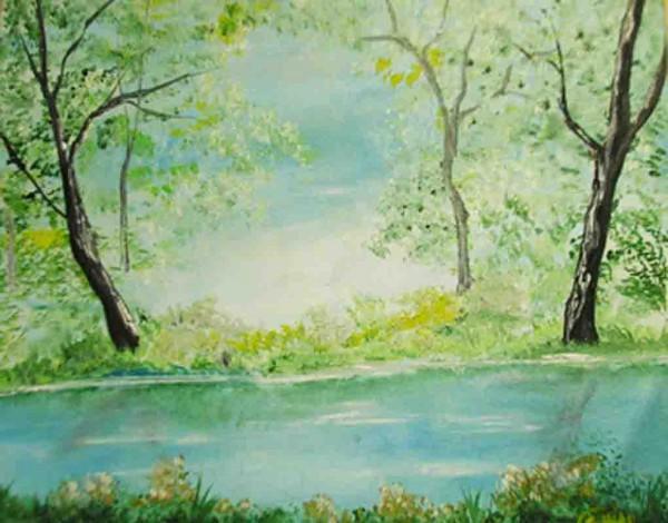Picturi cu peisaje Strajerii naturii