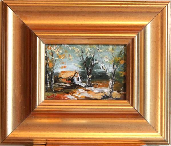 Picturi cu peisaje Peisaj 8
