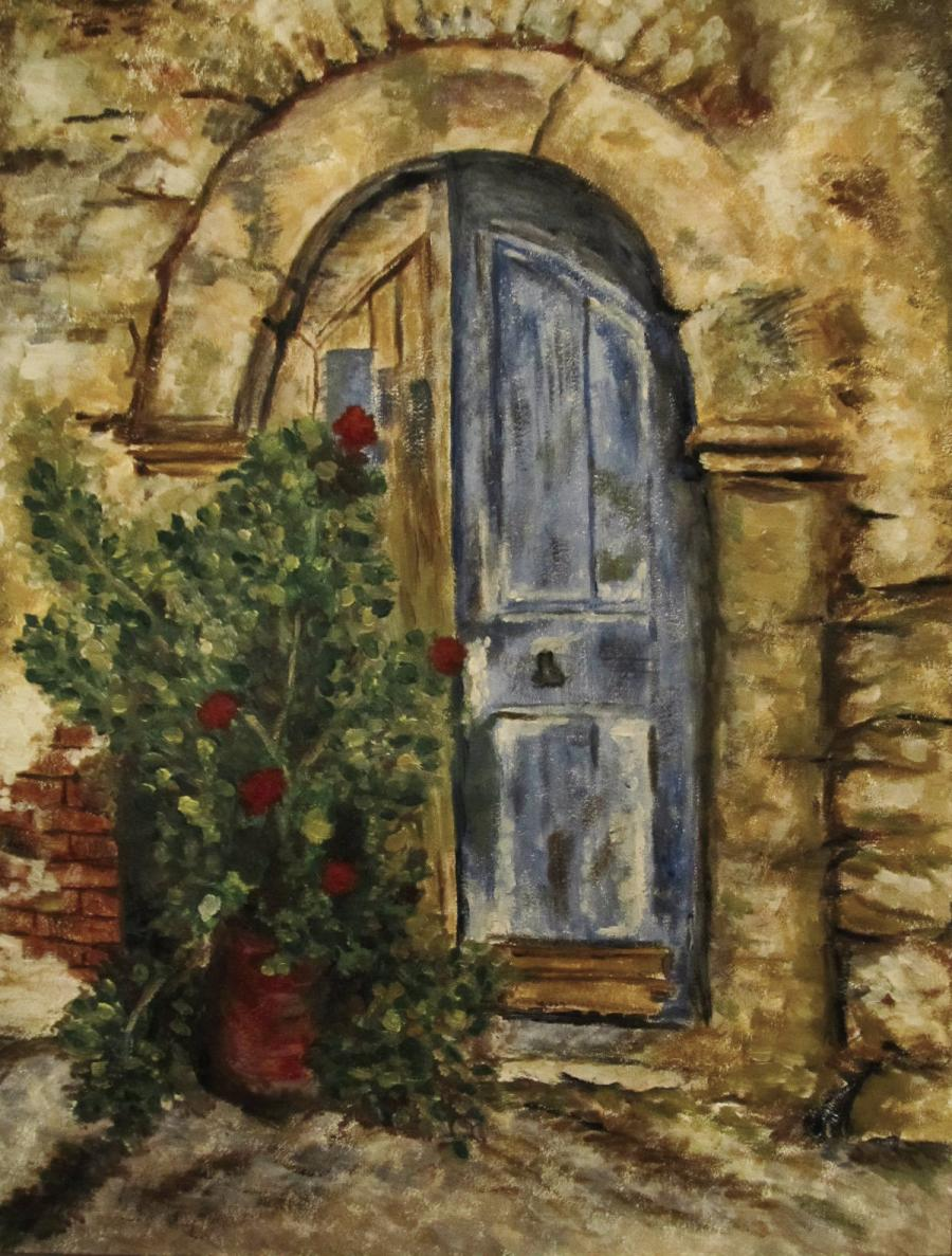 Picturi cu peisaje provence