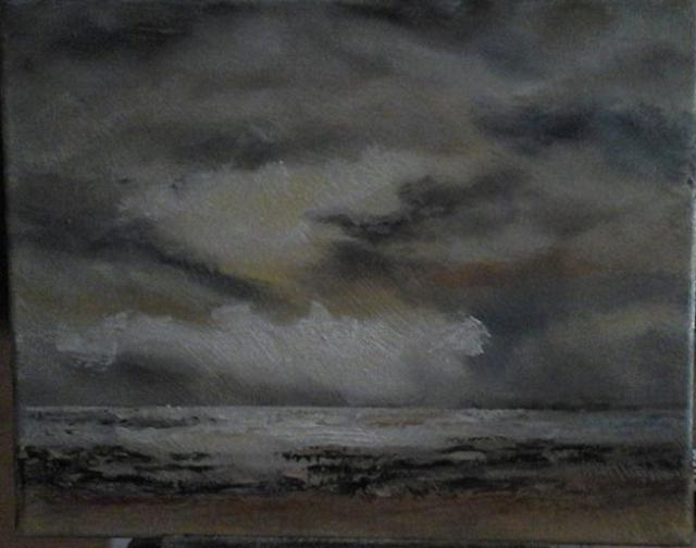 Picturi cu peisaje Cer nesfarsit