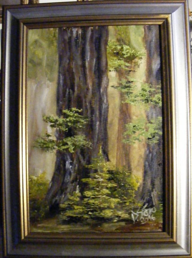 Picturi cu peisaje Viata noua