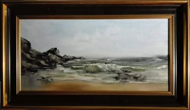 Picturi cu peisaje Zbucium