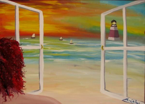 Picturi cu peisaje Carmen