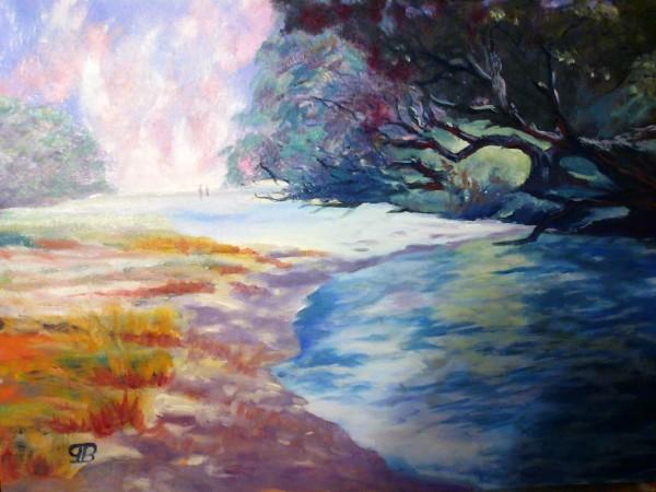 Picturi cu peisaje Waipu cove