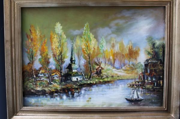 Picturi cu peisaje Vis117