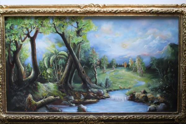 Picturi cu peisaje Vis133