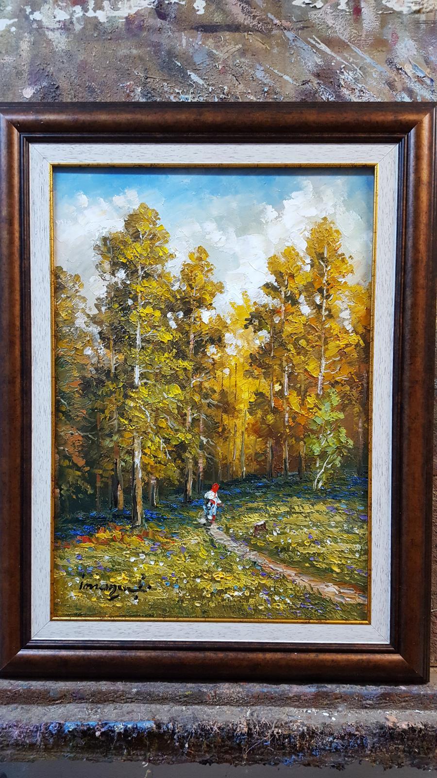 Picturi cu peisaje peisaj 66