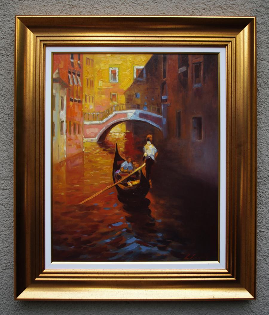 Picturi cu peisaje venetia 002