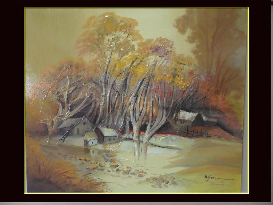 Picturi cu peisaje delta 02