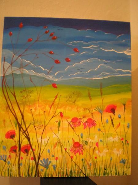 Picturi cu peisaje Maci 1
