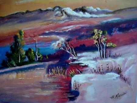 Picturi cu peisaje Peisaj24