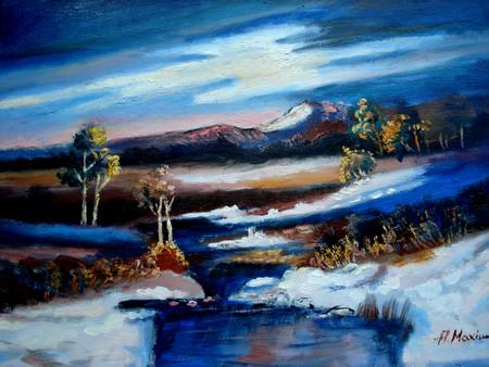 Picturi cu peisaje Peisaj26